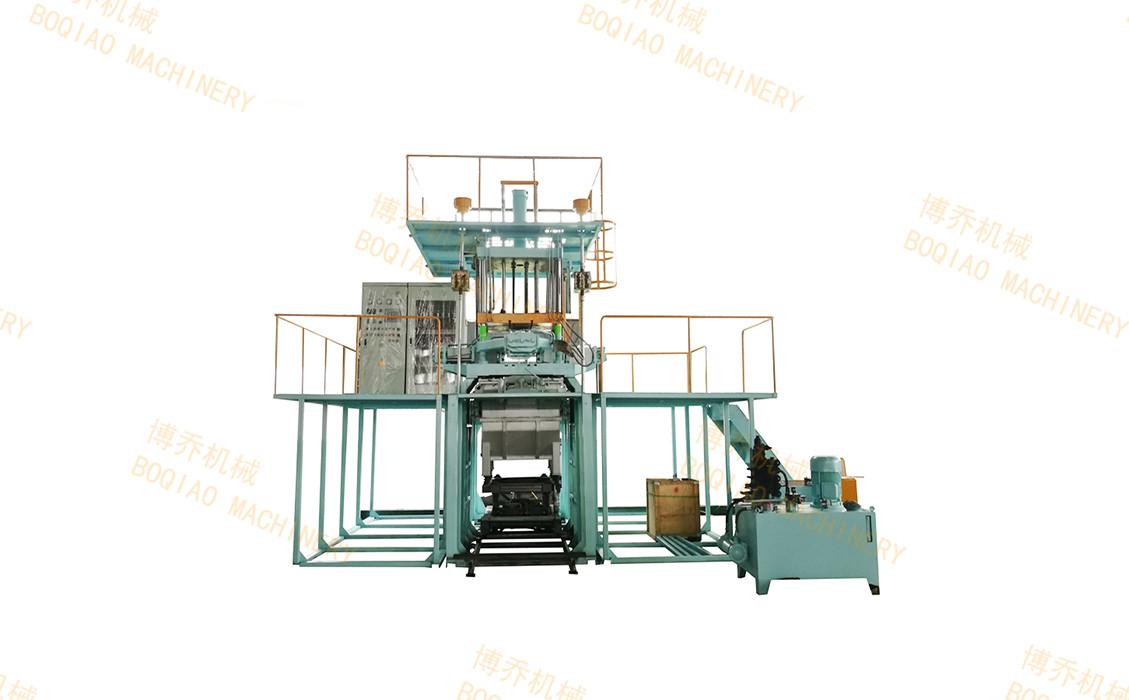 铝合金低压铸造机